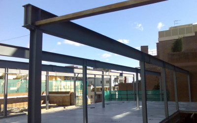 How Structural Steel Can Enhance Your Commercial Aesthetics