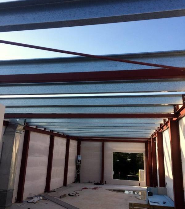 STEEL IN HOMES – A TERMITE FREE HOME