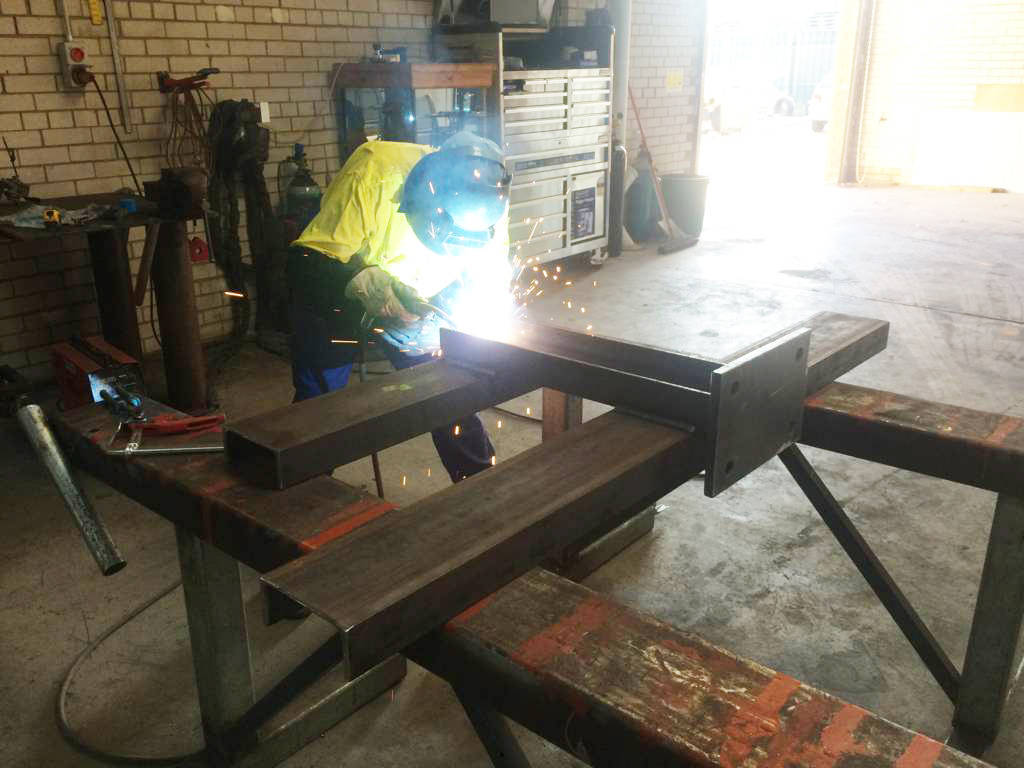 Custom Metal Fabrication Western Sydney