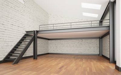 Five Reasons a Steel Mezzanine Level Could Be Right for Your Property